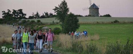 Treizième randonnée des moulins organisée vendredi prochain ... - La Montagne | Le Tourisme en Haute-Loire | Scoop.it