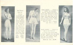 If You Ever Wondered About The Names oF Vintage Lingerie Pieces… | Antiques & Vintage Collectibles | Scoop.it