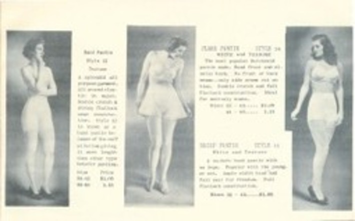 If You Ever Wondered About The Names oF Vintage Lingerie Pieces… | Lingerie Love | Scoop.it