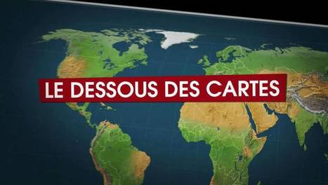 Le Dessous des cartes: Berlin 1/2 | 16s3d: Bestioles, opinions & pétitions | Scoop.it