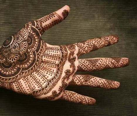 New Mehndi Designs for Hands | Globalemag | Girls Fashion | Scoop.it