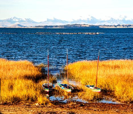 Bolivie > Le lac Titicaca révèle de nouveaux trésors incas | Merveilles - Marvels | Scoop.it