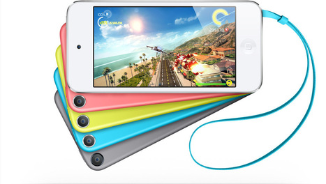 Apple (United Kingdom) - iPod touch | Magik Applez | Scoop.it