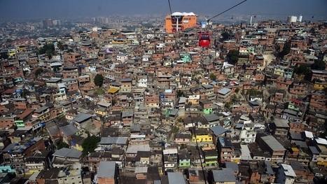 La favela n'est pas un safari park - Sport.be | Brésil 2014 au quotidien | Scoop.it