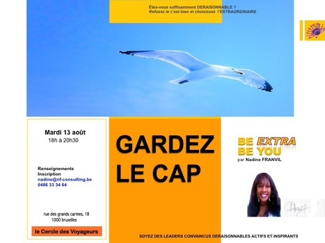 http://GARDEZ LE CAP | BE EXTRA BE YOU | Scoop.it