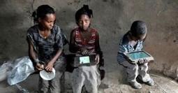Όταν τα αναλφάβητα παιδιά της Αιθιοπίας συναντούν για πρώτη φορά tablets | Παίζω και Μαθαίνω με τις ΤΠΕ | Scoop.it