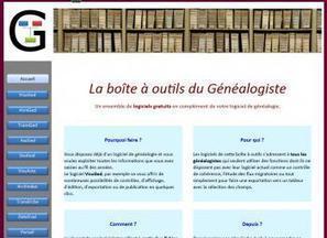 Un nouveau site pour VISUGED | Votre Généalogie | Nos Racines | Scoop.it