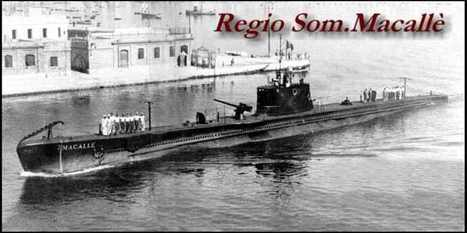 Tekdeep To Hunt For The Lost Italian Submarine In Sudan | All about water, the oceans, environmental issues | Scoop.it