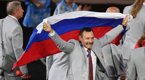 IPC revokes Paralympic accreditation of Belarus official who carried Russian flag | Saif al Islam | Scoop.it