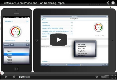 Replacing Forms and Status Gauge Demo | iSolutions, Inc. - Filemaker | All things Filemaker  Go | Scoop.it
