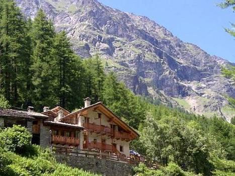 Italy's Gran Paradiso Mountain Paradise   Italia Mia   Scoop.it