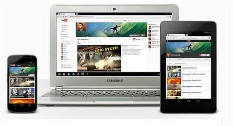 La importancia de los dispositivos móviles en los nuevos cambios ... | @Redes de edusalud | Scoop.it