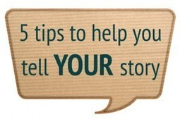 5 ways to tell your story online | Content Marketing For Real Estate | Scoop.it