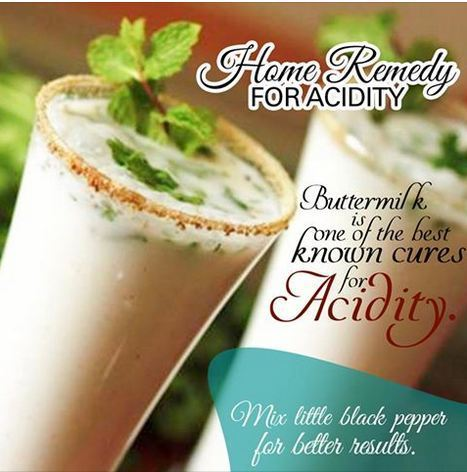 Suffering from acidity? Here is a quick remedy... | Health Infographics | Scoop.it