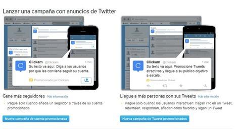 Como crear una campaña de anuncios en Twitter | Links sobre Marketing, SEO y Social Media | Scoop.it