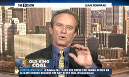 Robert F. Kennedy Jr. Praises Obama's Carbon Rules, Blasts Koch Brothers on 'The Ed Show'   EcoWatch   Scoop.it