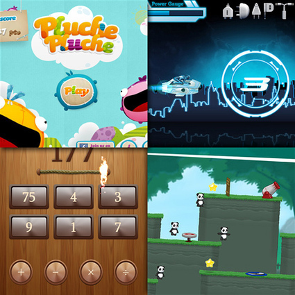 Starling games on mobile round-up: Pluche Pluche ... | Everything about Flash | Scoop.it