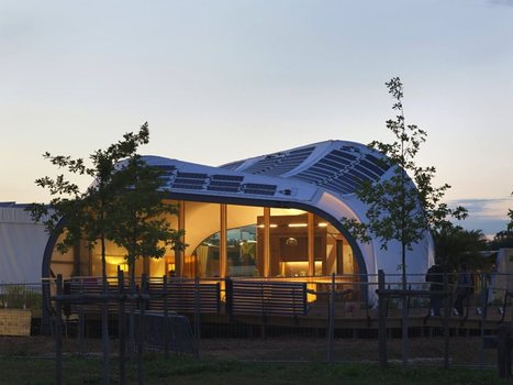 Solar Decathlon Europe: Techstyle Haus | Energies pour la transition | Scoop.it
