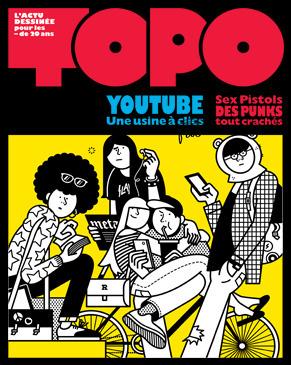 La Revue Dessinée est heureuse de vous présenter TOPO | DocPresseESJ | Scoop.it