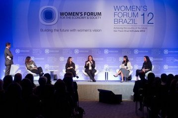 In 2013, The Women's Forum will organise 3 important international meetings in Brazil, France and Burma. | Social Impact | Scoop.it