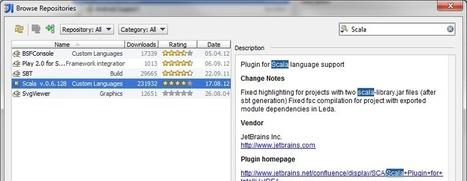 Getting Started with IntelliJ IDEA Scala Plugin - Scala - Confluence | playframework | Scoop.it