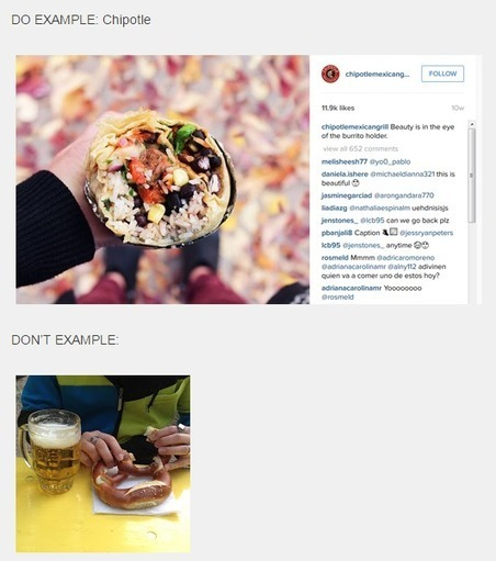 6 Basic Instagram Best Practices | Lets Be Social | Scoop.it
