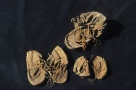Lost and found: Ancient shoes turn up in Egypt temple | Ancient Egypt and Nubia | Scoop.it