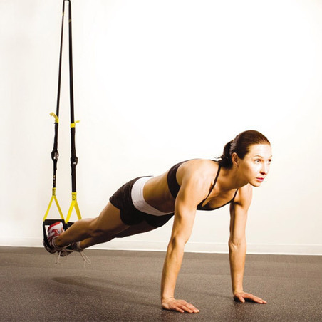 How I mastered suspension training | Fitness | Scoop.it