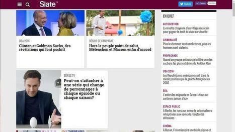 Slate.fr lance une offre payante | Actu des médias | Scoop.it