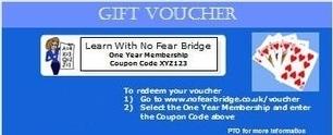 Christmas Special « Acol Bridge Lessons | Learn Acol Bridge | Scoop.it