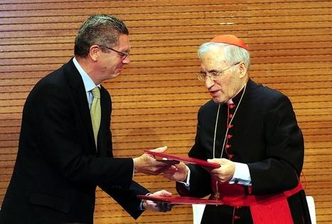 El jesuítico ministro de Justicia, Alberto Ruiz Gallardón | Partido Popular, una visión crítica | Scoop.it