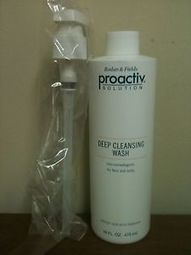 Proactiv 16oz Deep Cleansing Wash (exp. 9/17) FREE SHIPPING! | eBay | Richards Remedy | Scoop.it
