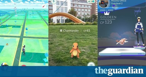'There's a Rattata in my bathroom': how Pokémon Go can take over your life | Second Life and other Virtual Worlds | Scoop.it
