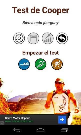 Banco de Recursos TIC y APPs para EDUCACIÓN FÍSICA: App Test de Cooper | Innovación en Educación Física | Scoop.it