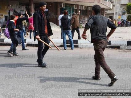 Dozens protest release of policeman charged with running over protester | Égypt-actus | Scoop.it