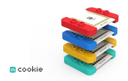 Microduino mCookie - módulos electrónicos ao estilo LEGO | Heron | Scoop.it