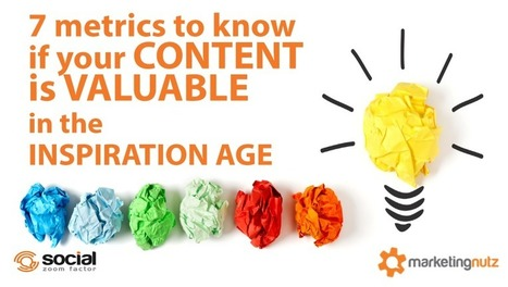7 Metrics to Know if Your Audience Values Your Content Marketing | Focus in business | Scoop.it