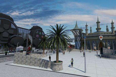 Un projet de parc dédié au jeu vidéo prend forme dans le Gard   Économie de proximité   Scoop.it