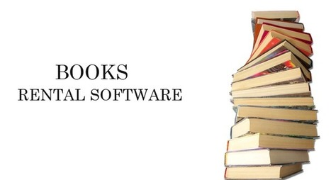Book Rental Software with complete solutio | CommodityRentals | Scoop.it