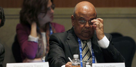 New move against Gordhan suggests South Africa's laws are under threat | Business Sense | Scoop.it