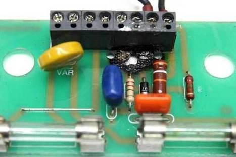 Cómo reparar una placa electrónica quemada | tecno4 | Scoop.it