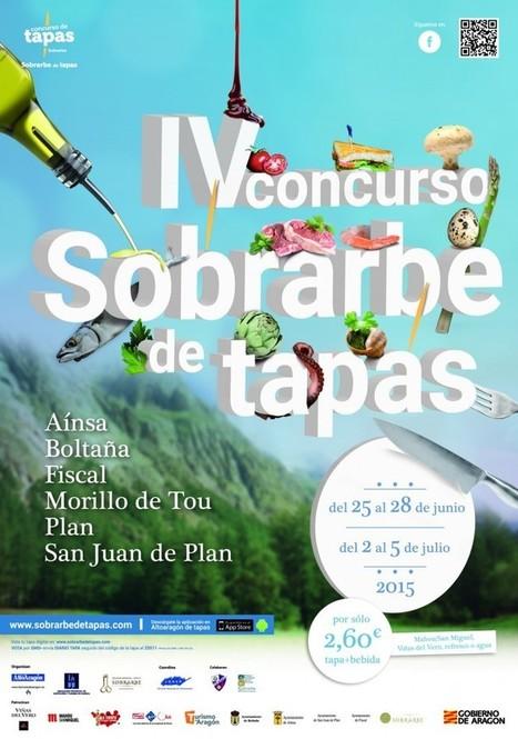Concours de tapas en Sobrarbe du 2 au 5 juillet | Vallée d'Aure - Pyrénées | Scoop.it