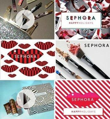 Sephora's digital gifting revenue takes off with CashStar   Prestige Brands & Digital   Scoop.it