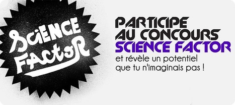 Science Factor 2016-2017   Science Factor 2014-2016   Scoop.it