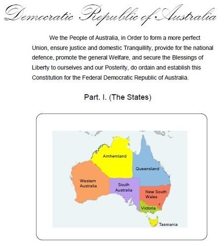 The Democratic Republic of Australia   Independent Australia   pal 3ab ed   Scoop.it