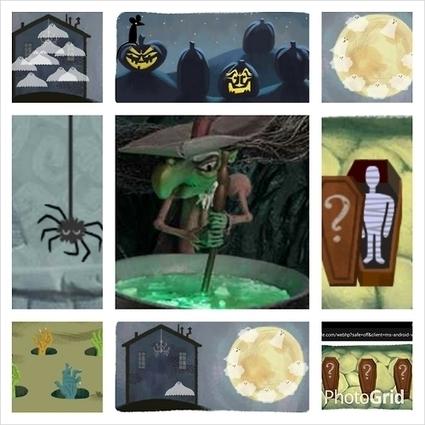 Google's Halloween Witch | §I£V€RJ€DI§HÆD€ | Anonymous tokyo news | Scoop.it