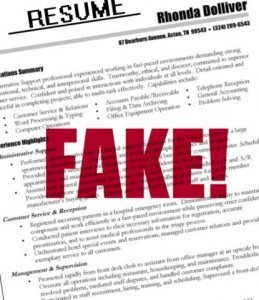 Faking IT: 5 executives who lied on their resumes | digitalcuration | Scoop.it