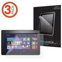 MiniGuard Screen Protector for ASUS VivoTab RT TF600T (3x Pack HD Clear) | Kindle Fire HDX Case | Scoop.it