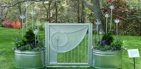 Garden Gates Exhibition | Heritage Museums & Gardens | Annie Haven | Haven Brand | Scoop.it