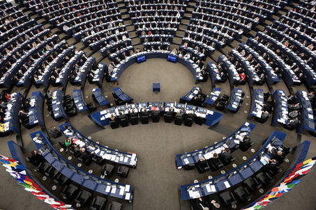Parlement européen : quel parti travaille le plus ? | Think outside the Box | Scoop.it